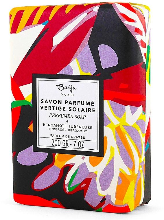 Toaletné mydlo - Baija Vertige Solaire Perfumed Soap — Obrázky N1