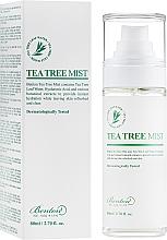 Voňavky, Parfémy, kozmetika Sprej na tvár s čajovníkovým extraktom - Benton Tea Tree Mist