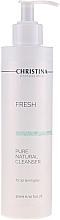 Voňavky, Parfémy, kozmetika Prírodný čistič pre všetky typy pleti - Christina Fresh Pure & Natural Cleanser