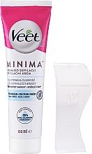 Voňavky, Parfémy, kozmetika Depilačný krém pre citlivú pokožku - Veet Minima