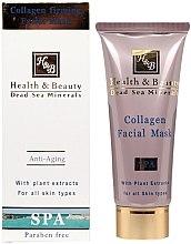 Voňavky, Parfémy, kozmetika Kolagénová spevňujúca maska na tvár - Health And Beauty Collagen Firming Facial Mask