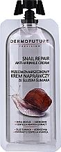Voňavky, Parfémy, kozmetika Krém proti vráskam s hlienom slimáka - Dermofuture Snail Repair Anti-Wrinkle Cream