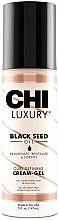 Voňavky, Parfémy, kozmetika Krémový gél pre kučeravé vlasy - CHI Luxury Black Seed Oil Curl Defining Cream-Gel