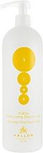 Voňavky, Parfémy, kozmetika Hydratačný sprchový gél s vôňou mandarínky - Kallos Cosmetics KJMN Moisturizing Shower Gel