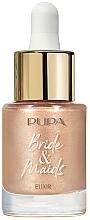 Voňavky, Parfémy, kozmetika Sérum a primer na rozjasnenie tváre - Pupa Bride & Maids Elixir
