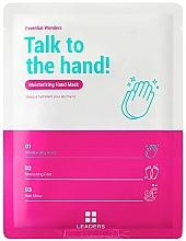 Voňavky, Parfémy, kozmetika Maska na ruky - Leaders Essential Wonders Talk To The Hand! Mask