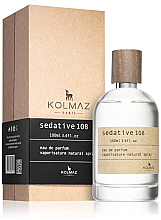 Voňavky, Parfémy, kozmetika Kolmaz Sedative 108 - Parfumovaná voda