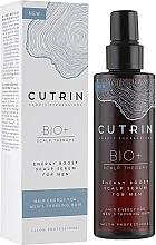 Voňavky, Parfémy, kozmetika Pánske spevňujúce sérum na pokožku hlavy - Cutrin Bio+ Energy Boost Scalp Serum For Men