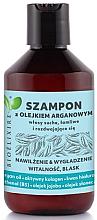Voňavky, Parfémy, kozmetika Šampón pre suché a krehké vlasy s arganom - Bioelixire Shampoo