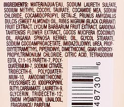 Šampón s olejom zo sladkých mandlí - Bain De Terre Sweet Almond Oil Shampoo — Obrázky N3