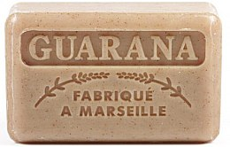 "Voňavky, Parfémy, kozmetika Marselské mydlo ""Guarana"" - Foufour Savonnette Marseillaise Guarana"