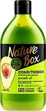 Voňavky, Parfémy, kozmetika Kondicionér na vlasy s avokádovým olejom - Nature Box Avocado Oil Conditioner