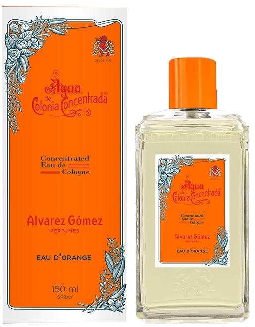 Alvarez Gomez Agua de Colonia Concentrada Eau D?Orange - Kolínska voda