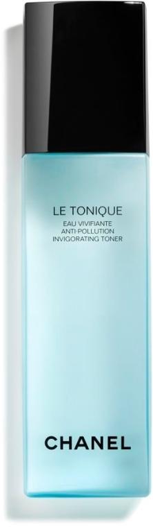 Tonizujúca voda s ochranou pred znečistením okolitého prostredia - Chanel Le Tonique