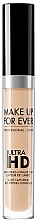 Voňavky, Parfémy, kozmetika Korektor - Make Up For Ever Ultra HD Light Capturing Self-Setting Concealer