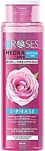 Voňavky, Parfémy, kozmetika Dvojfázová micelárna voda s ružovou vodou a arganovým olejom - Nature Of Agiva Roses Hydra Plus 2-Phase Micellar Water