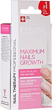Voňavky, Parfémy, kozmetika Prostriedok na urýchlenie rastu nechtov - Eveline Cosmetics Nail Therapy Professional