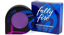 Voňavky, Parfémy, kozmetika Pigment na tvár - Folly Fire Drop The Shade (Turbulence)