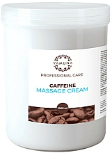 Voňavky, Parfémy, kozmetika Masážny krém, kofeín - Yamuna Caffeine Massage Cream