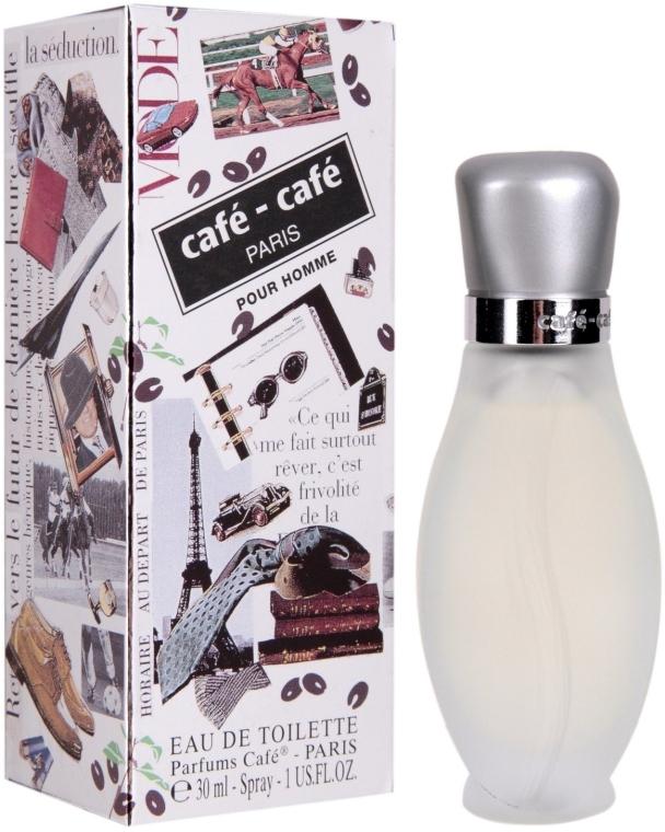 Cafe Parfums Cafe-Cafe pour Homme - Toaletná voda — Obrázky N1