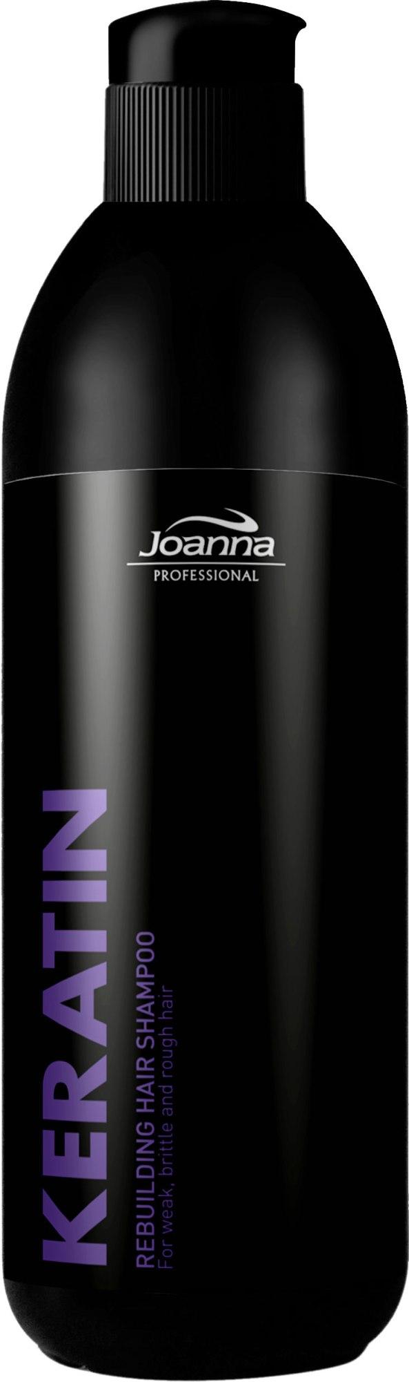 Šampón na vlasy s keratínom - Joanna Professional — Obrázky 500 ml