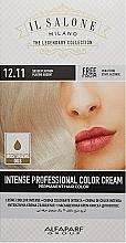 Voňavky, Parfémy, kozmetika Krémová farba na vlasy - Alfaparf IL Salone Milano Permanent Hair Color Cream