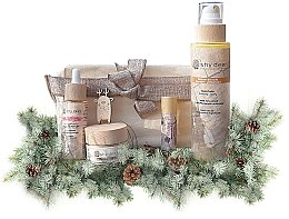 Voňavky, Parfémy, kozmetika Sada - Shy Deer Set (e/cr/30ml + serum/30ml + b/balm/200ml + lip butter + keychain)