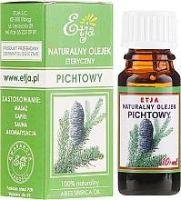 Voňavky, Parfémy, kozmetika Jedľový prírodný éterický olej - Etja Natural Oil