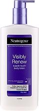 Voňavky, Parfémy, kozmetika Telové mlieko - Neutrogena Visibly Renew Body Lotion