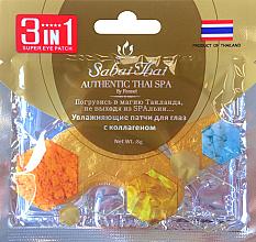 Voňavky, Parfémy, kozmetika Kolagénové náplasti pod oči - Sabai Thai Collagen Eye Patch