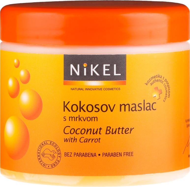 Kokosový olej bez vône - Nikel Coconut Butter