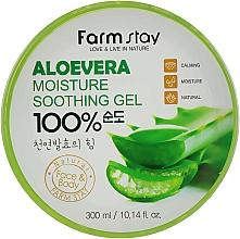 Voňavky, Parfémy, kozmetika Multifunkčný gél s extraktom z aloe vera - FarmStay Aloevera Moisture Soothing Gel