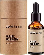 Voňavky, Parfémy, kozmetika Výživný olej na bradu - Zew For Men Nourishing Beard Oil