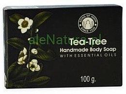 Voňavky, Parfémy, kozmetika Mydlo - Song of India Soap Tea Tree