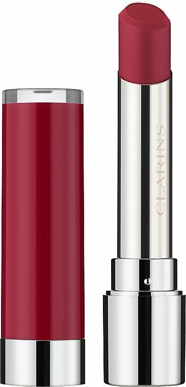 Rúž na pery - Clarins Joli Rouge Lacquer Lipstick