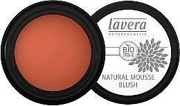 Voňavky, Parfémy, kozmetika Lícenka pre tvár - Lavera Natural Mousse Blush