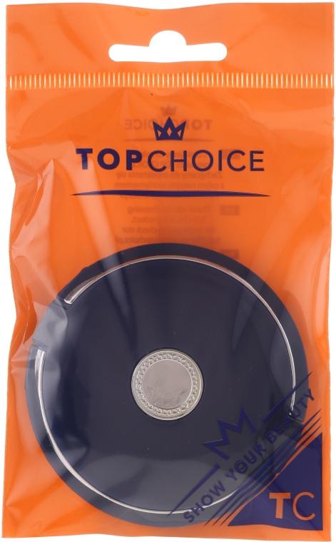 Kompaktné zrkadlo dvojstranné, tmavo-modré, 5565 - Top Choice