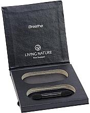 Voňavky, Parfémy, kozmetika Puzdro na tiene - Living Nature Eyeshadow Compact Case