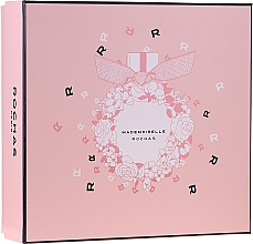 Voňavky, Parfémy, kozmetika Rochas Mademoiselle Rochas - Sada (edp/50ml + b/lot/50ml + sh/gel/50ml)