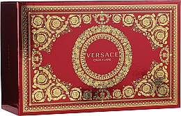 Voňavky, Parfémy, kozmetika Versace Eros Flame - Sada (edp/100ml + edp/10ml + pounch)