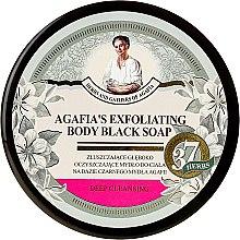 Voňavky, Parfémy, kozmetika Scrub na telo na báze čierneho mydla - Recepty babičky Agafji Byliny a Zbery