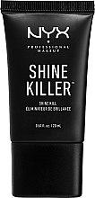 Voňavky, Parfémy, kozmetika Matujúci základ pod make-up - NYX Professional Makeup Shine Killer