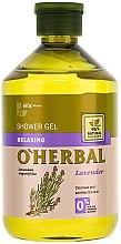 Voňavky, Parfémy, kozmetika Relaxačný sprchový gél s extraktom z levandule - O'Herbal Relaxing Shower Gel