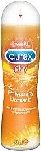 Voňavky, Parfémy, kozmetika Intímny lubrukačný gél s otepľovacím efektom - Durex Play Warming
