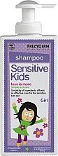 Voňavky, Parfémy, kozmetika Jemný šampón - Frezyderm Sensitive Kids Shampoo Girl