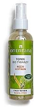 """Voňavky, Parfémy, kozmetika Tonikum na tvár """"On a citrón"""" - Orientana Face Toner Neem & Citron"""