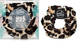 Voňavky, Parfémy, kozmetika Gumička na vlasy, leopardový - Invisibobble Sprunchie Purrfection