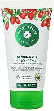 Voňavky, Parfémy, kozmetika Hydratačný krém na telo s výťažkom z bobúľ goji - Green Feel's Body Cream With Natural Goji Berry Extract