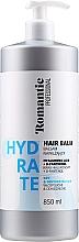 Voňavky, Parfémy, kozmetika Balzam na suché vlasy - Romantic Professional Hydrate Hair Balm
