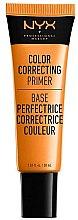 Voňavky, Parfémy, kozmetika Tekutý korekčný primer - NYX Professional Makeup Color Correcting Liquid Primer